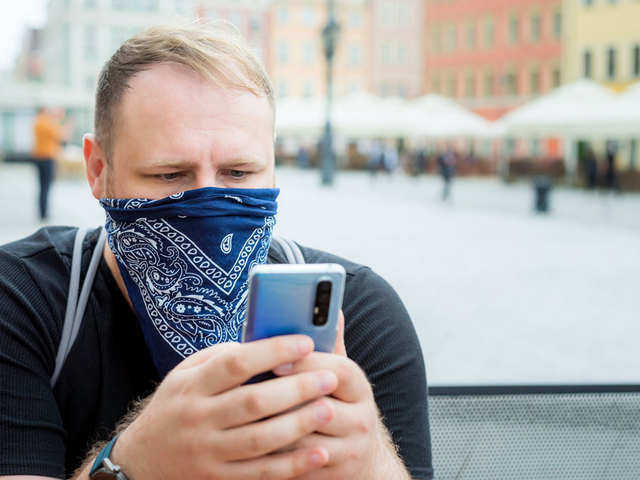 Why wearing a bandana face-mask is a very bad idea - Types of mask | The  Economic Times