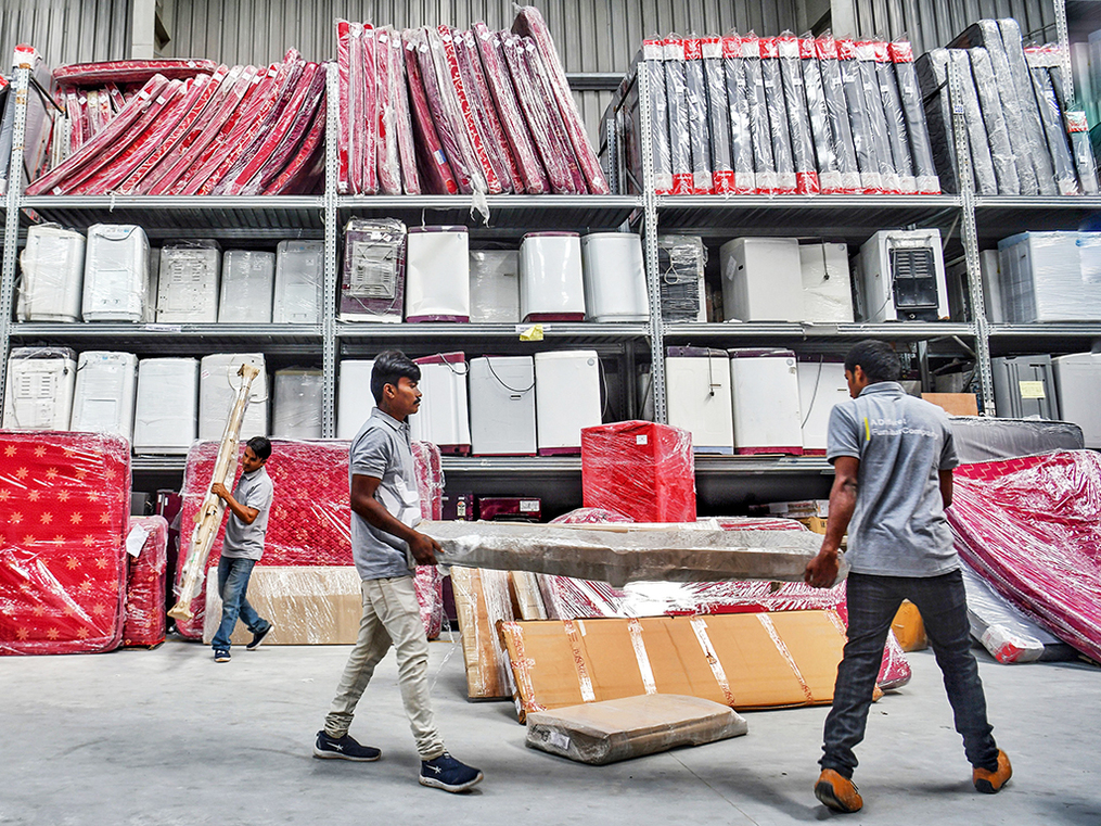 Pandemic stokes demand for small warehousing hubs in Indian cities despite severe space constraints