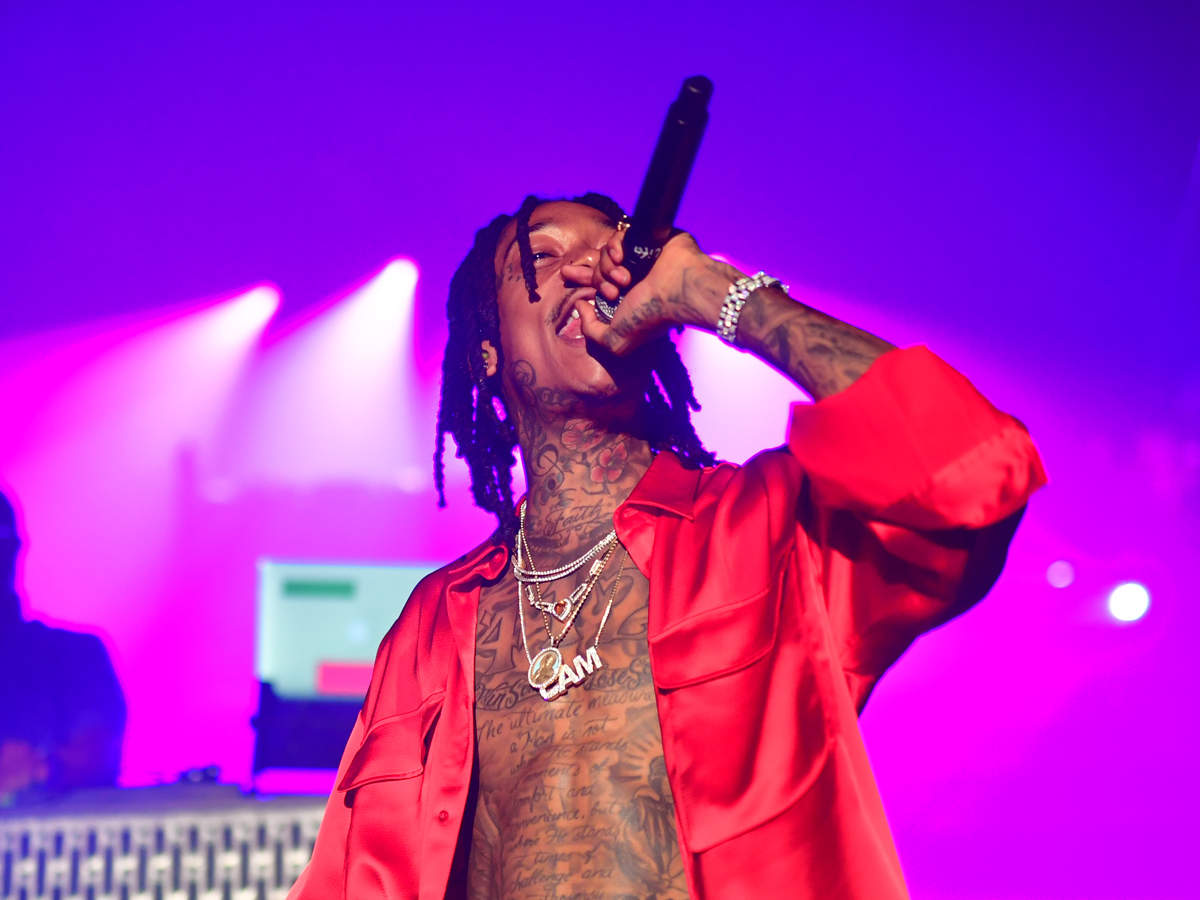 Wiz Khalifa Latest News Videos Photos About Wiz Khalifa The Economic Times