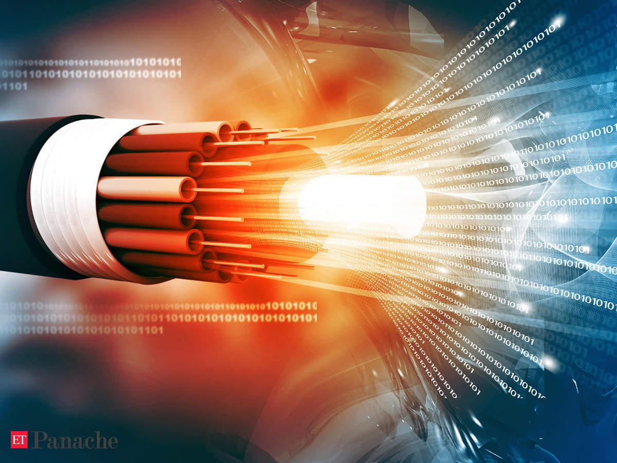 black hole: World's fastest internet speed achieved, can download entire  Netflix library in a second, say scientists - The Economic Times