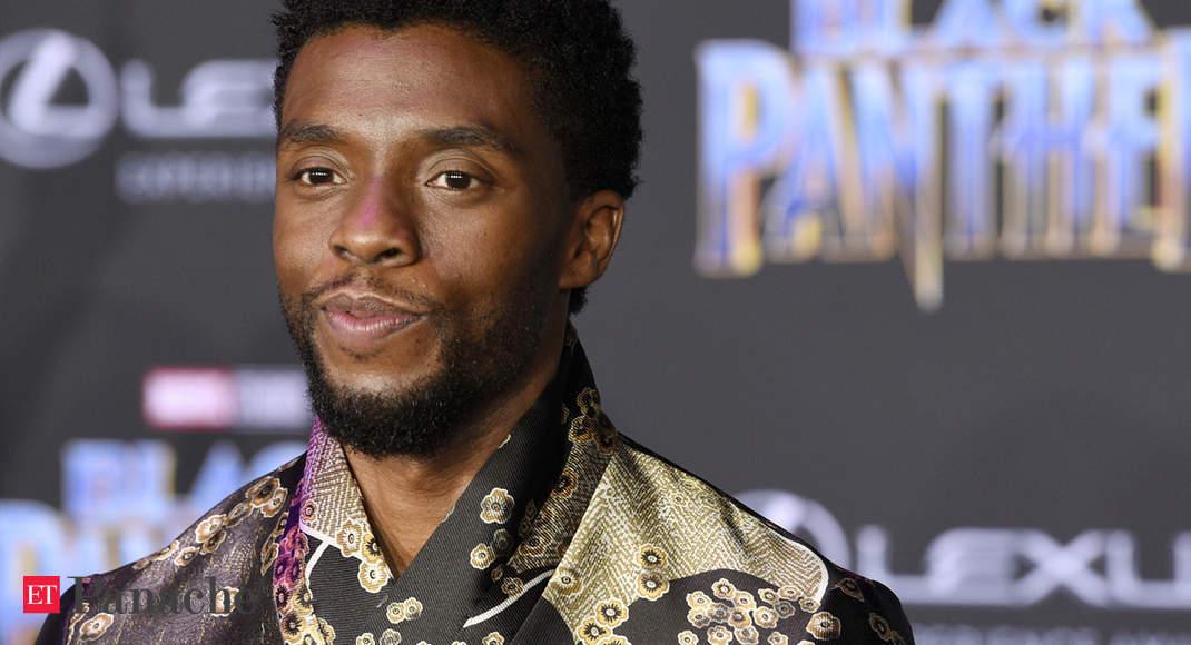 Chadwick Boseman Death News Black Panther Star Chadwick Boseman Passes Away At 43 The Economic Times