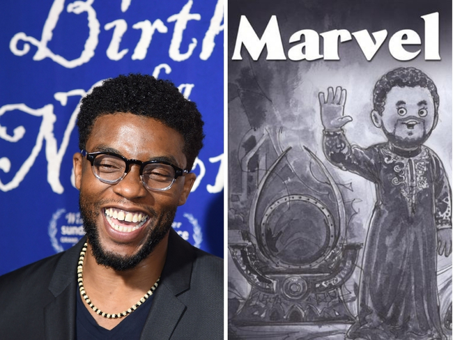 Marvel Of An Actor Amul S Tribute To Black Panther Star Chadwick Boseman The Economic Times