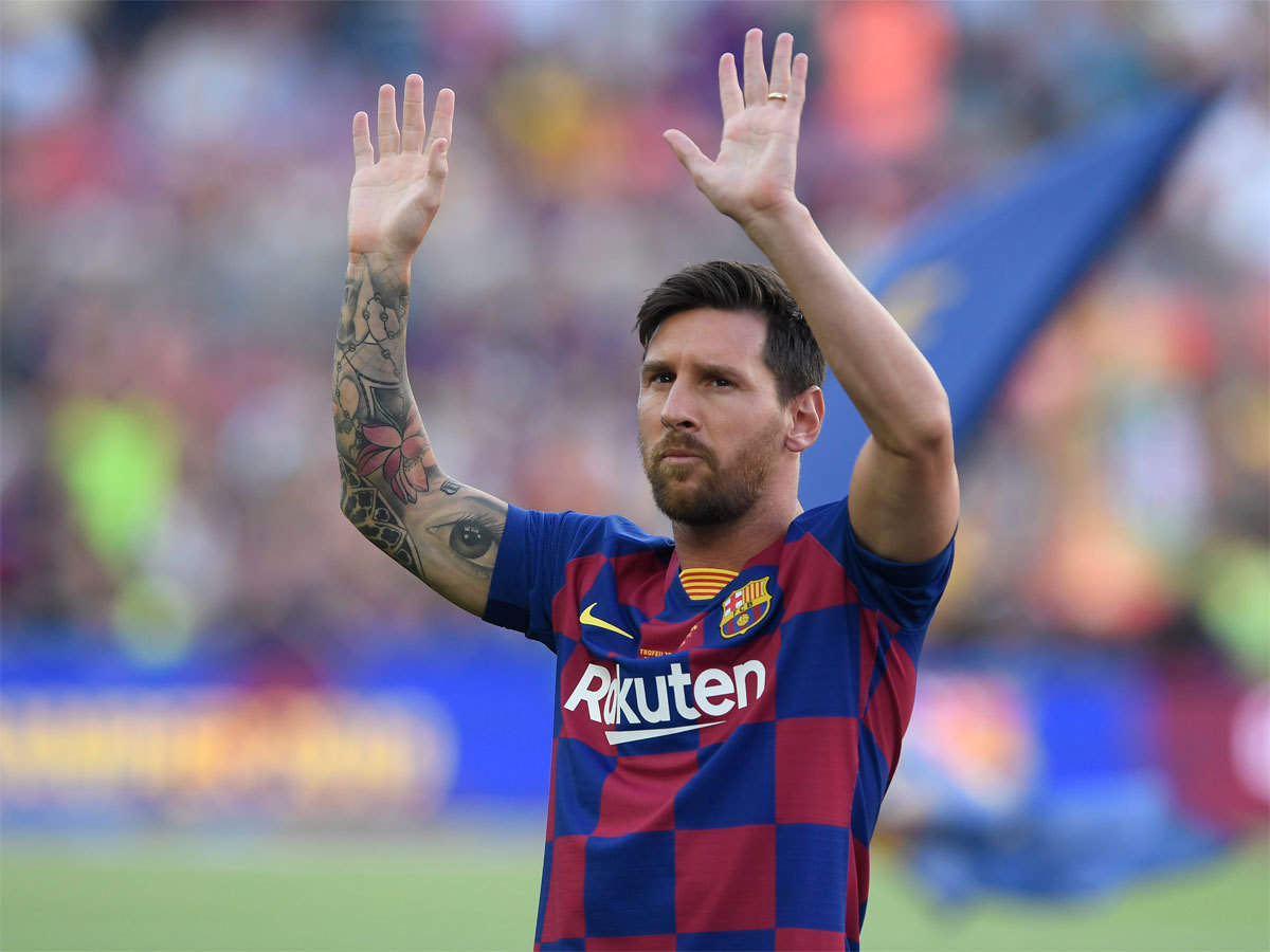 Lionel Messi Latest News Videos Photos About Lionel Messi The Economic Times