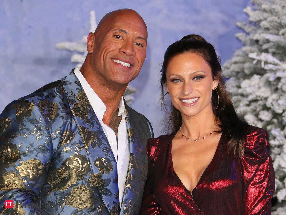 Dwayne Johnson Dwayne The Rock Johnson Says He And His Family Had Tested Positive For Covid 19 Have Now Recovered The Economic Times
