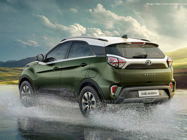 Safety first - New Tata Nexon variant becomes most affordable vehicle to  offer an electric sunroof | The Economic Times