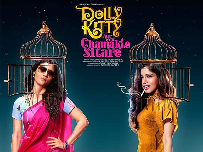 Netflix: 'Dolly Kitty Aur Woh Chamakte Sitare'