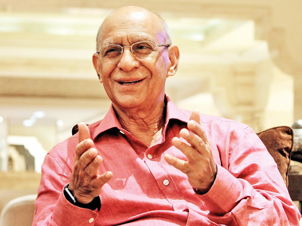 Ashok Soota: loves to go against the grain; builds ace companies; master mentor; at 77, raring to go