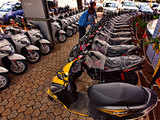 For two-wheeler companies, Diwali may arrive on a Mobike this festive season