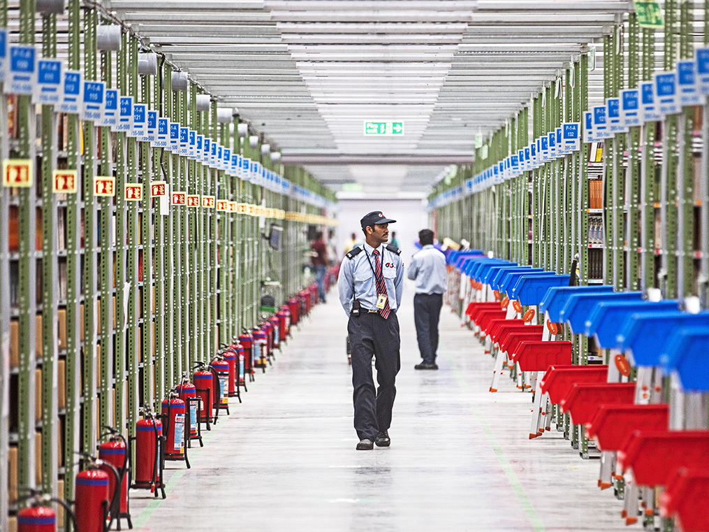 The National Capital Region is fast becoming the warehousing poster boy of India