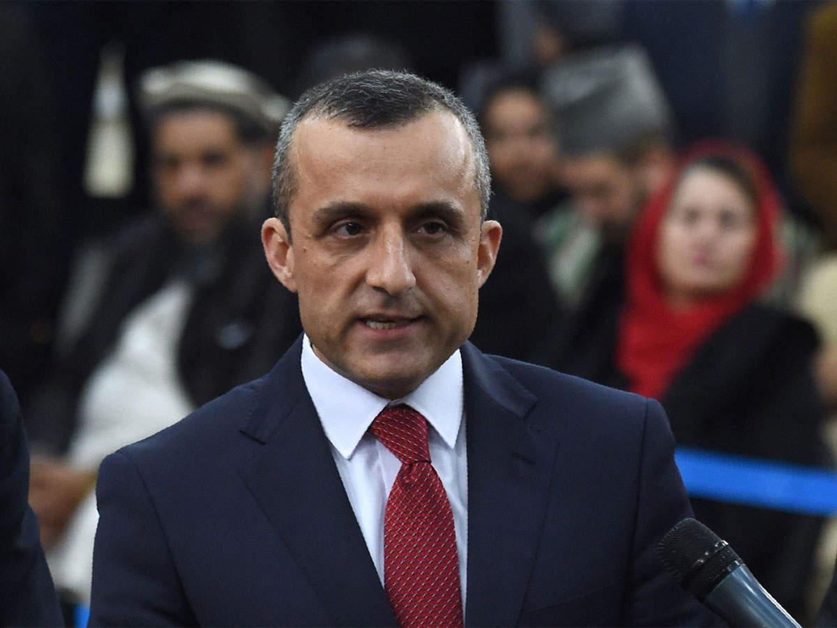 Amrullah Saleh: Latest News & Videos, Photos about Amrullah Saleh | The  Economic Times - Page 1