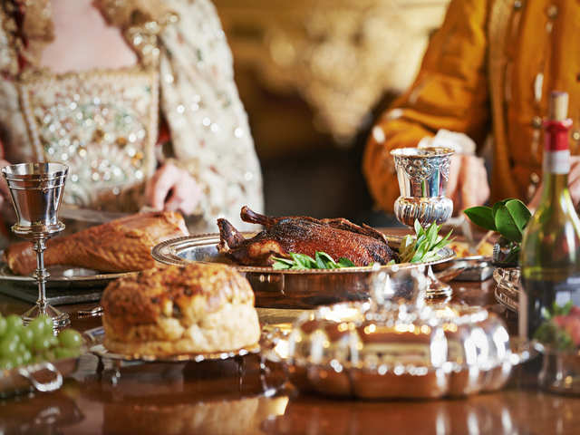 Court cuisines: Royal marriages not only linked dynasties but also led to the transfer of dishes across India