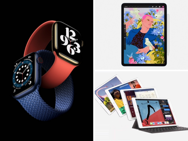 Apple Event Highlights New Ipad Air At 599 Apple Watch Series 6 Comes To India At Rs 40 900 Onwards The Economic Times