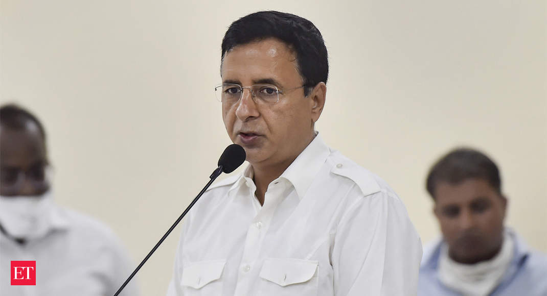 Will government blame god to evade accountability: Congress on Covid-19 tally topping 50 lakh