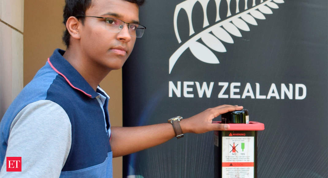 Indian teenager named by UN to 2020 Class of Young Leaders for Sustainable Development Goals