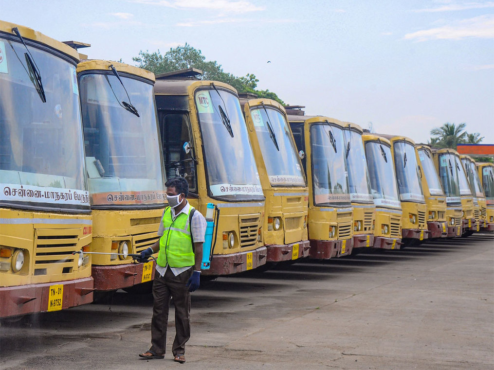 Bus operators on the brink of bankruptcy, millions lose jobs as sector loses Rs 1.3 lakh cr