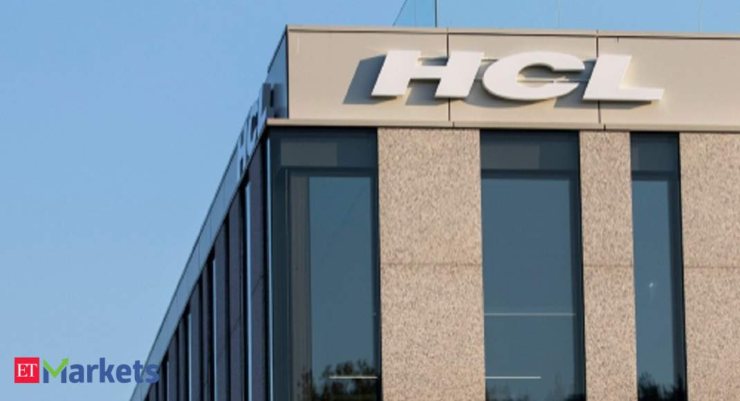 Hcl Tech Share Price Buy Hcl Technologies Target Price Rs 930 Motilal Oswal The Economic Times