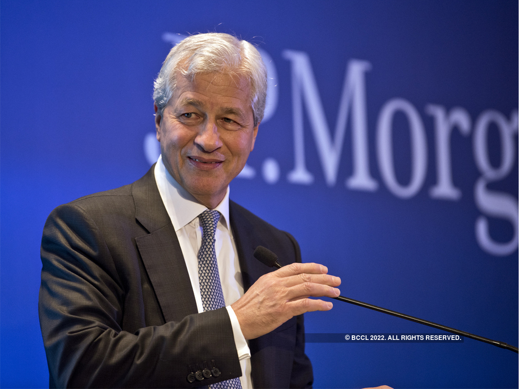 Central banks doing a lot, we need more fiscal policies: Jamie Dimon, JPMorgan Chase