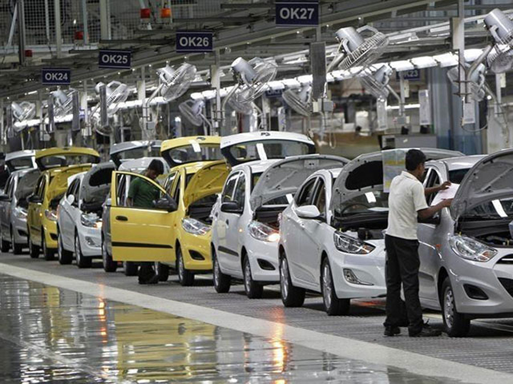 Automobile, consumer companies go all out to ramp up production ahead of festival season
