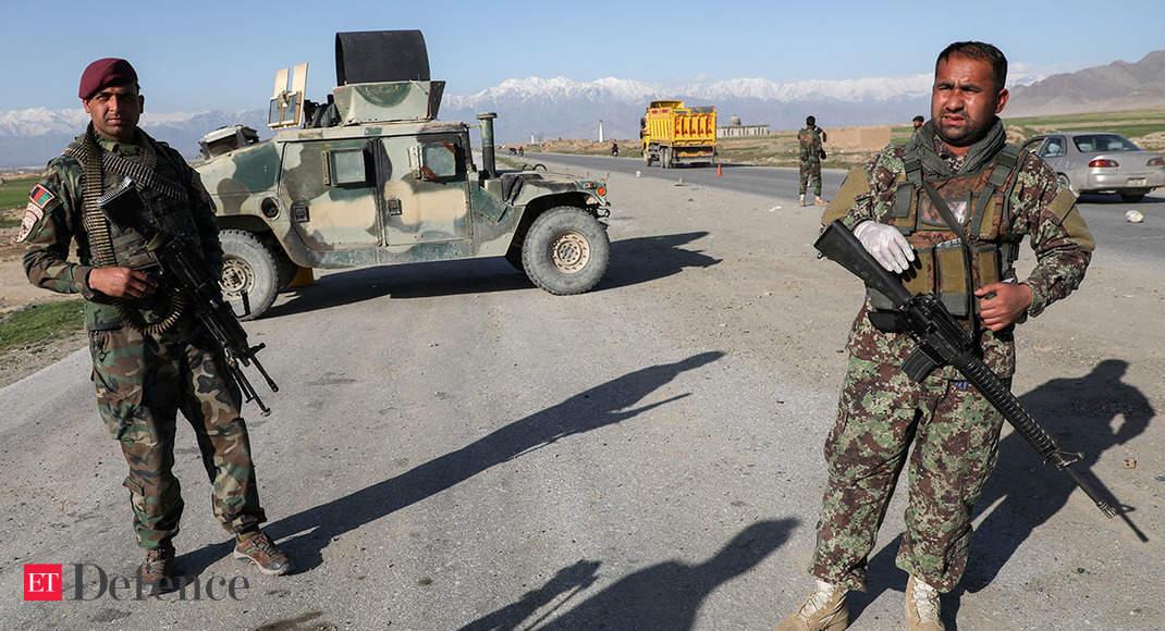 Afghan army defused 4,776 improvised bombs, landmines in six months : Ministry