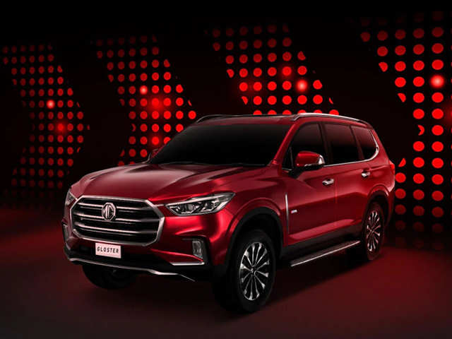 Luxe meets comfort: MG Motor brings premium SUV Gloster to India, pre-booking open