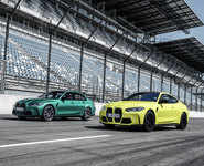 BMW debuts the new M3 Competition
