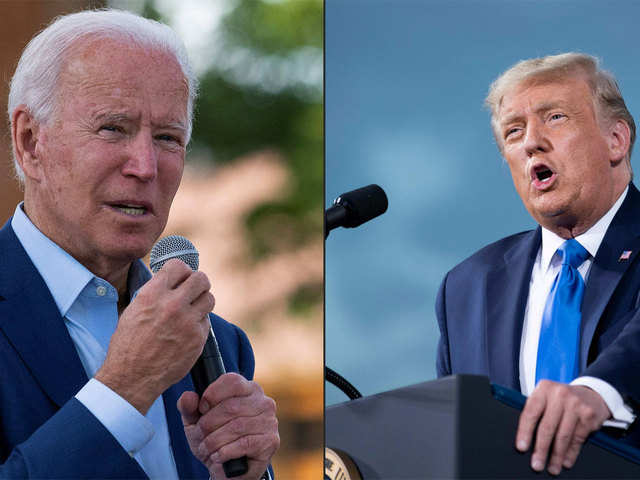 How Donald Trump, Joe Biden are preparing for first presidential debate - Biden  vs Trump | The Economic Times