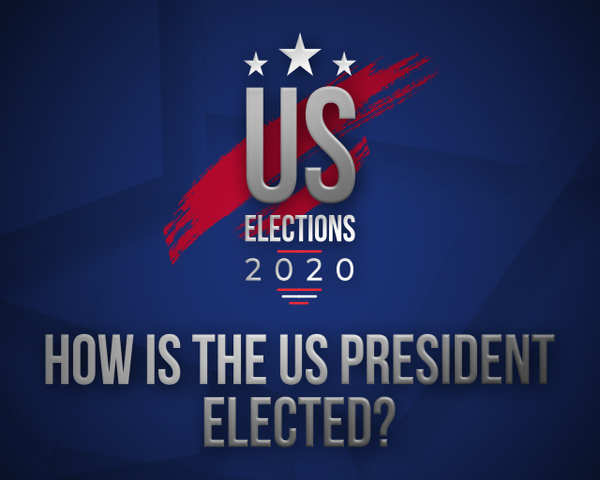 Us Elections 2020 How Is The Us President Elected Who All Can Run For White House The Economic Times Video Et Now