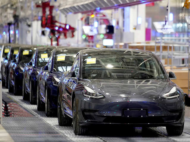 Tesla's China-made Model 3 sedans will get almost 37K cheaper