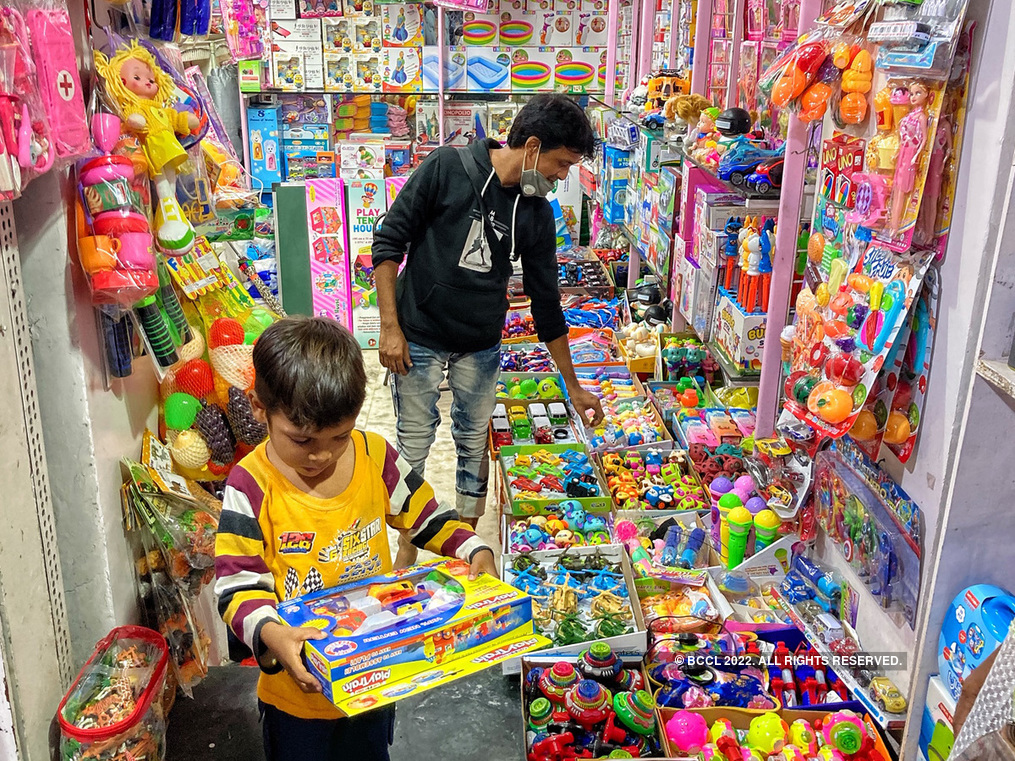 To promote domestic industry, India to start licence regime for toy imports from March