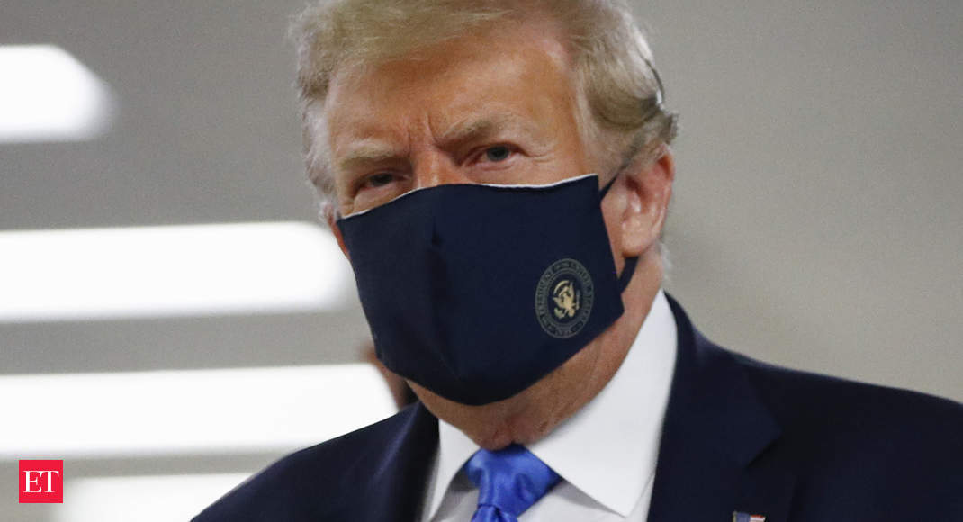 What we know, and what we don't, about Trump's coronavirus diagnosis - Economic Times