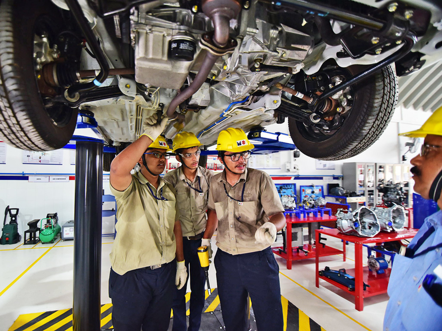 A light foot on the pedal: From Maruti to Tata, carmakers bank on lean thinking amid slow recovery