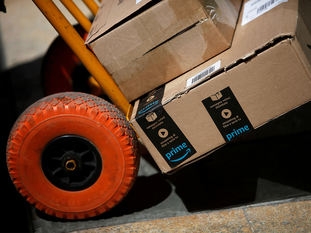 Electronic goods continue to fly off ecommerce shelves