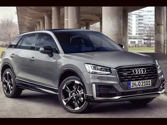 Add a dash of luxe to your Diwali celebrations, book an Audi SUV Q2 online at Rs 2 lakh