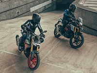 BMW Motorrad unveils updated version of G 310 R, G 310 GS, starting at Rs 2.45 lakh