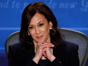 Kamala Harris On Stage For Debate A Proud Moment For Indian Americans Community Members The Economic Times