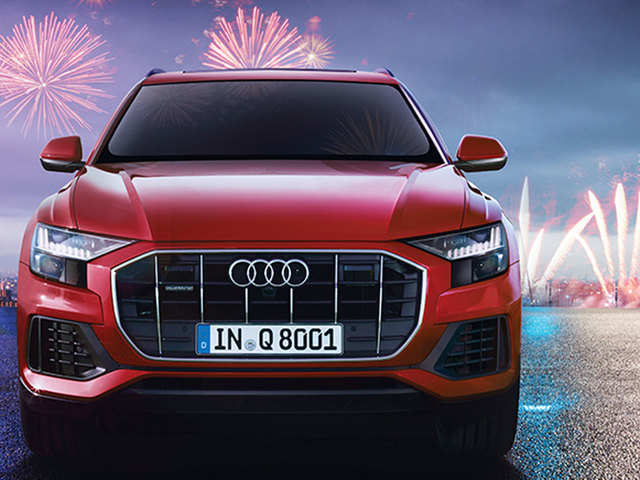 Audi kicks off festive season with new variant of Q8 SUV at Rs 98.98 lakh in India