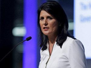 ECONOMIC TIMES – Republican Nikki Haley slams Joe Biden, Kamala Harris for their policies