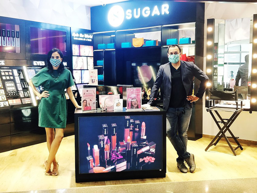 SUGAR Cosmetics is slowly making its way into millennials' make-up kits; Lakmé, L'Oreal watch out!