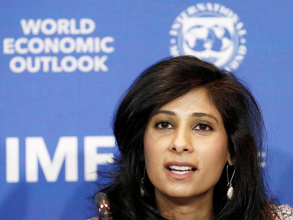 More direct funding push will aid India recovery: Gita Gopinath