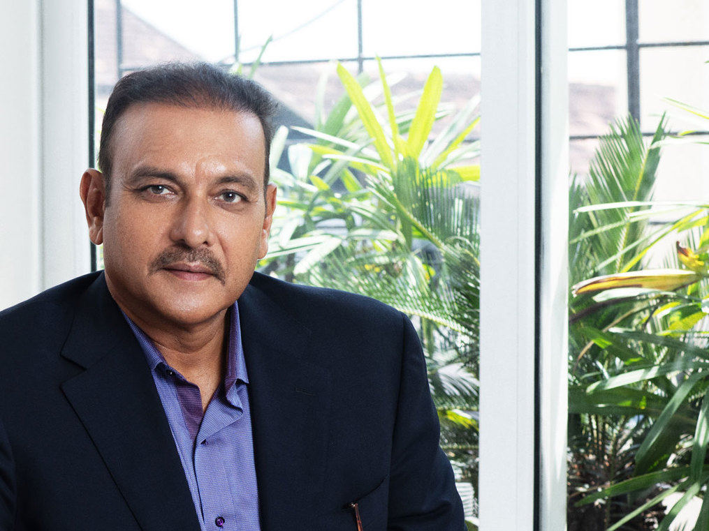 Ravi Shastri grateful for the enforced break due to lockdown, says it's his first time-off in 40yrs