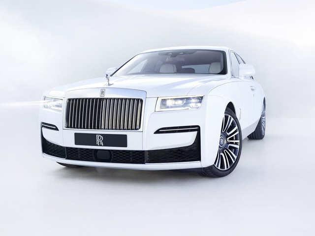 A gentle beast! Rolls-Royce Ghost's calm & quiet on-road movement gives Mercedes & Porsche a run for their money