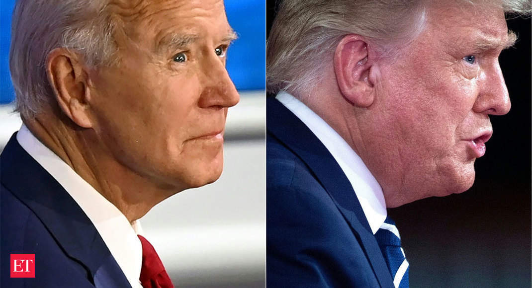 Biden and Trump say they're fighting for America's 'soul.' What does that mean?