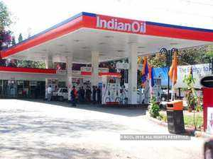 indianoil pump
