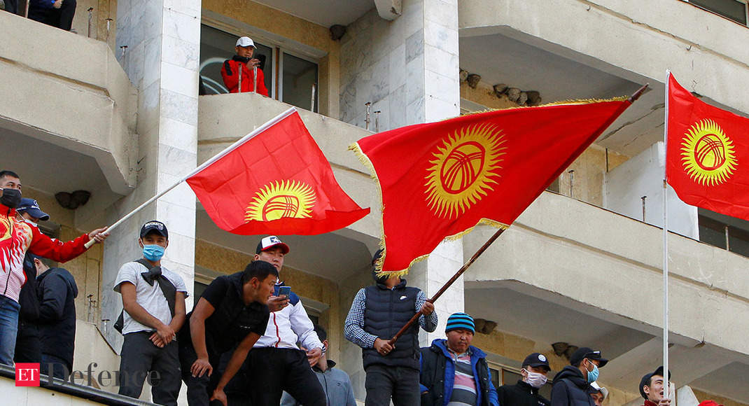 View: The 'Great Game 3.0' and the political crisis of Kyrgyzstan