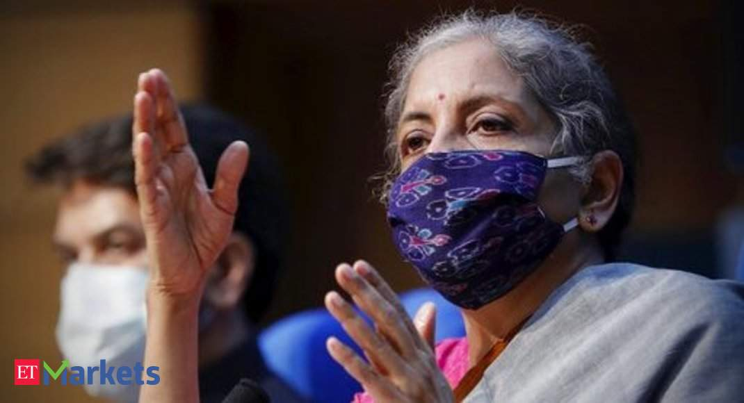 Option of another stimulus package not closed: Nirmala Sitharaman