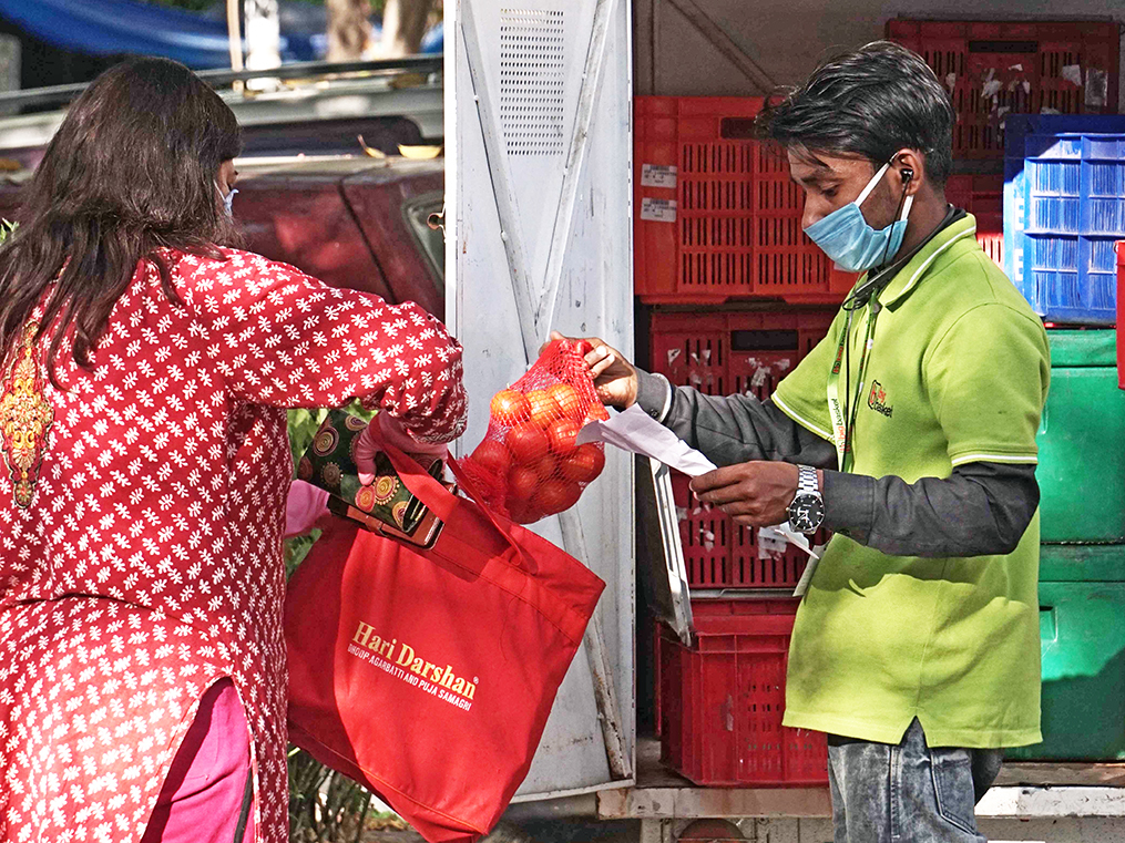 Defining Bigbasket's next move: a crowded grocery market; a cart full of challenges