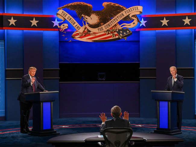 Second Trump-Biden debate to feature a 'mute' button