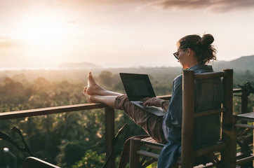 Pandemic digital nomad jobs are rising in work from home era