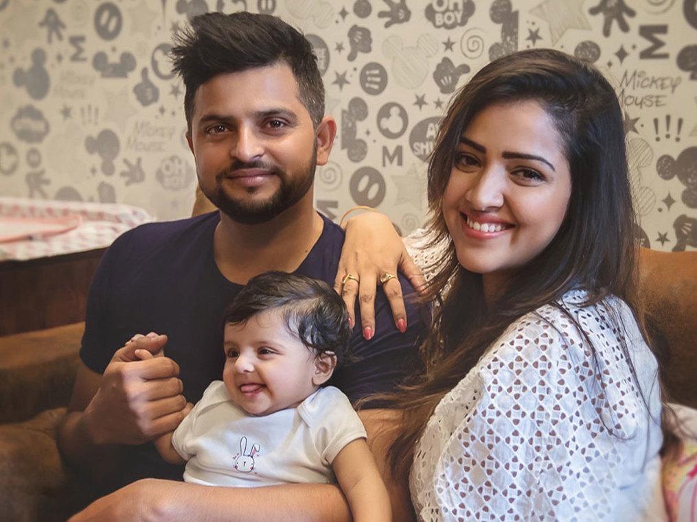 Maaté founder Priyanka Chaudhary says husband Suresh Raina a great sounding board for ideas