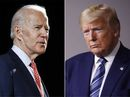 American voters prefer Biden over Trump on almost all major issues